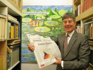 Dietmar Moews, Köln, 11. Februar 2014