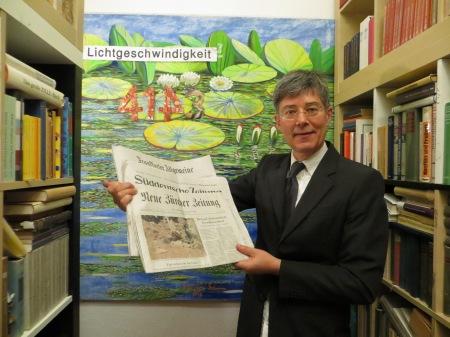 Dr. Dietmar Moews, Köln, 20. Februar 2014