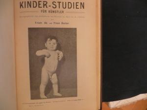 KINDER-STUDIEN 1902
