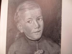 Ölmalerei 1918