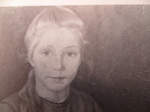 Ölmalerei 1921