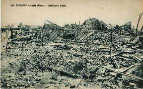 Sailly Ardennen 1914-1918