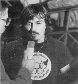 Ewald Lienen, Fußballer von Borussia Mönchengladbach