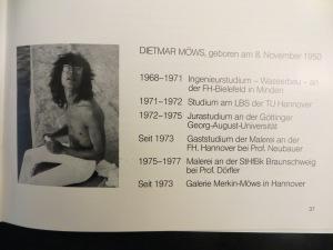 Dietmar Moews 1974 im Hafen von Formentera
