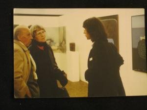 Kurt Sohns Maler und Frau mit Dietmar Moews