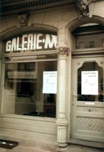 Galerie M Hannover-Linden Deisterstraße 60 Neue Kunst - Alte Möbel