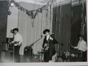 Aula der Heinrich-Göbel-Realschule in Springe, 1967