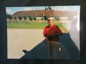 Fokko von Felde in Salines de Royale, 1988