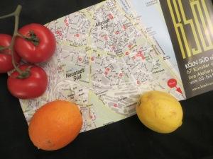 Mainzer Straße - ganz schön und leicht zu finden