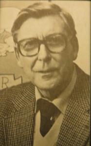 Dr. Rudolf Lange (1914-2007), Feuilleton-leiter der HAZ