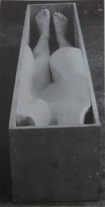 "PETER MARGGRAF ""Torso 5"" Polyester, Auflage 6 Stück, 1973"
