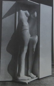 """PETER MARGGRAF """"Torso"""", Polyester 1972"""