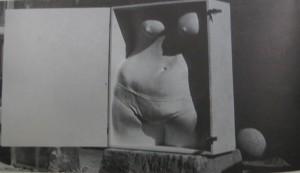 """PETER MARGGRAF """"Torso"""", Polyester 1973"""