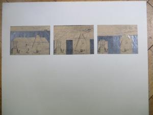 PETER MARGGAF Bleistiftzeichnungen 1973