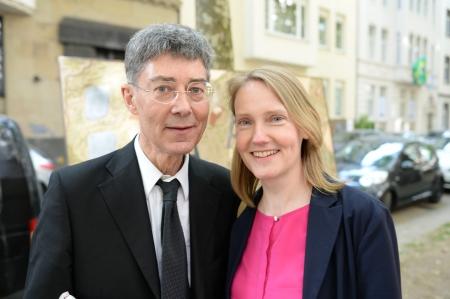 Neue Sinnlichkeit mit Sprachberaterin und Korrekturleserin am 28. Juni 2014 bei ZUGINSFELD auf der Mainzer Straße in Köln