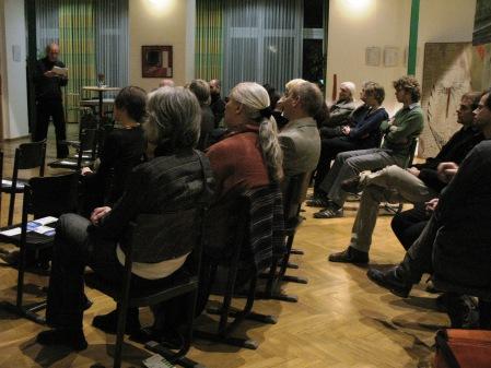 DIETMAR MOEWS ZUGINSFELD Goethe-Institut Dresden 2003 LOTHAR LANGE proklamiert OTTO NEBEL