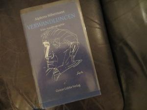 "Alphons Silbermanns Bestseller-Autobiografie ""VERWANDLUNGEN"" bei Gustav Lübbe"