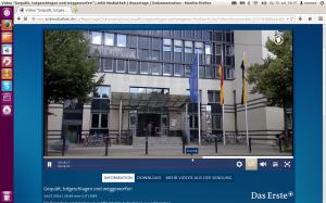 Landwirtschaftsministerium von Sachsen-Anhalt in Magdeburg