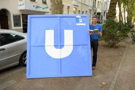 U-Bahn für die mainzer (auch als Bunker im Alarmfall)
