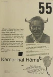 KERNER hat HÖRNER bereits 2006 mit Betrug und Irreführung im ZDF aufgefallen.