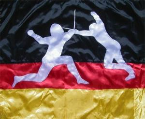 sportflagge_deutschland_fechten