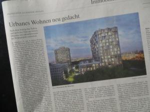 "München Pasing ""Am Hirschgarten-Projekt"""