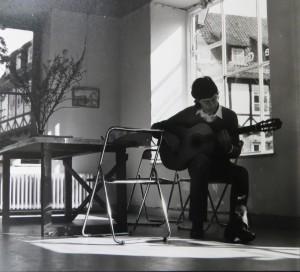 DIETMAR MOEWS 1978 Ballhof-Galerie Hannover