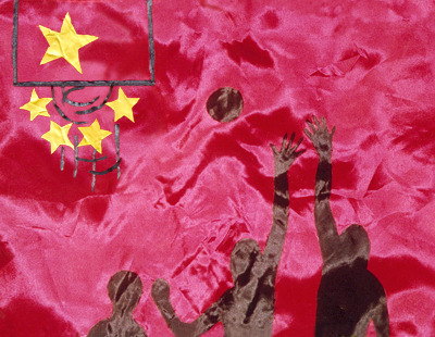 sportflagge_china_basketball