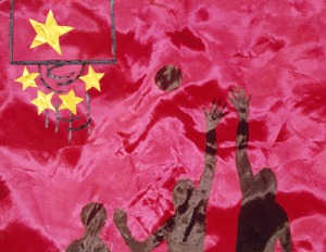 sportflagge_china_basketball