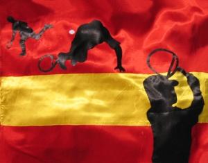 sportflagge_spanien_tennis