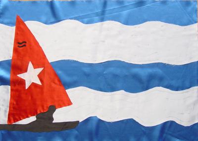 sportflagge_cuba_segeln