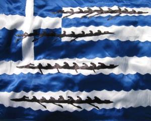 sportflagge_griechenland_rudern