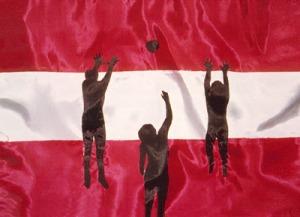 sportflagge_oestereich_volleyball_zdf_1978