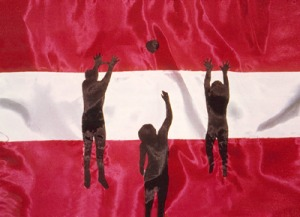 sportflagge_oestereich_volleyball_zdf_1978