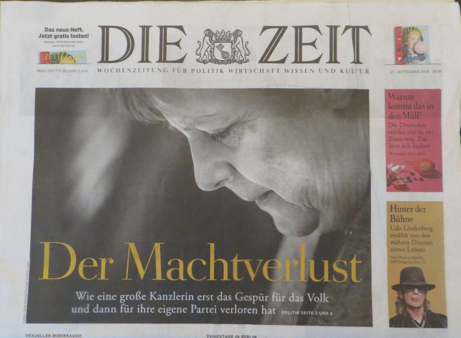 CDU PUR die deutsche Öffentlichkeit wird schlecht geführt - featured image